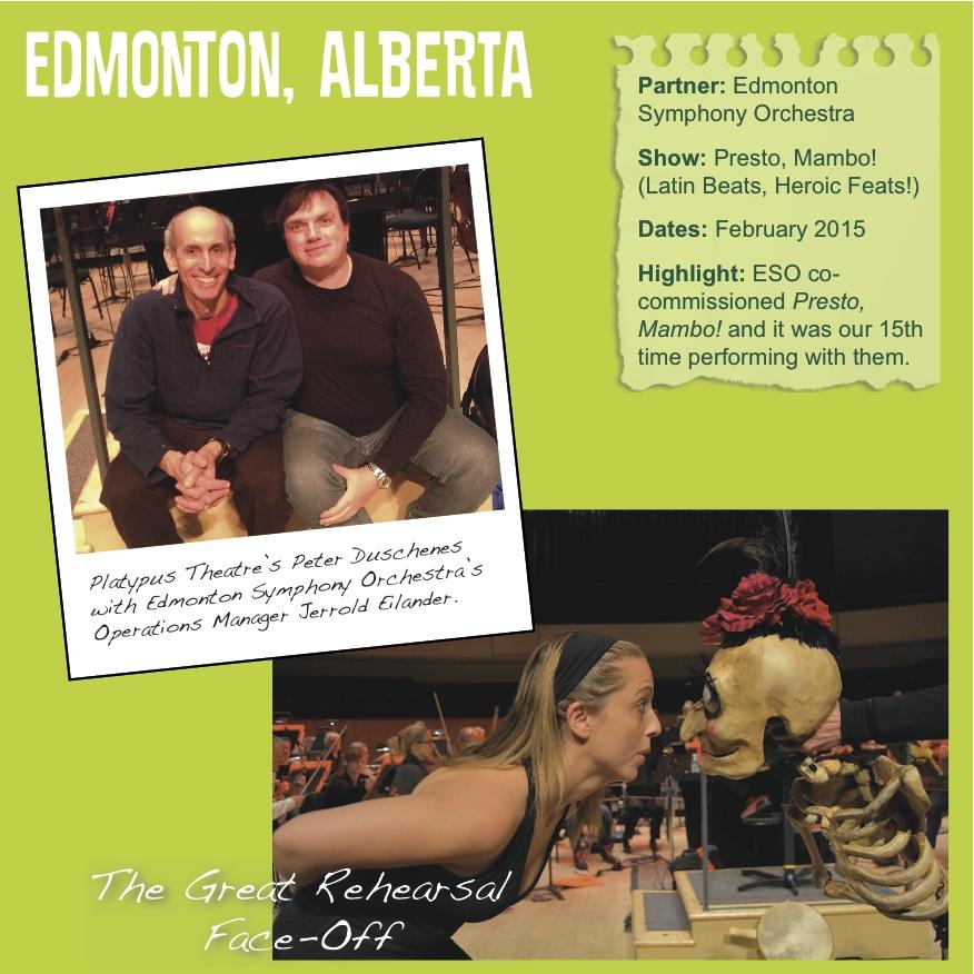 Presto Mambo Edmonton Symphony